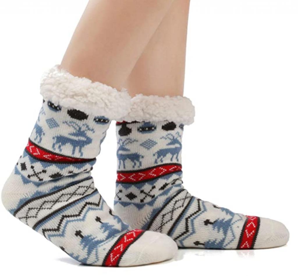 calzini pantofole