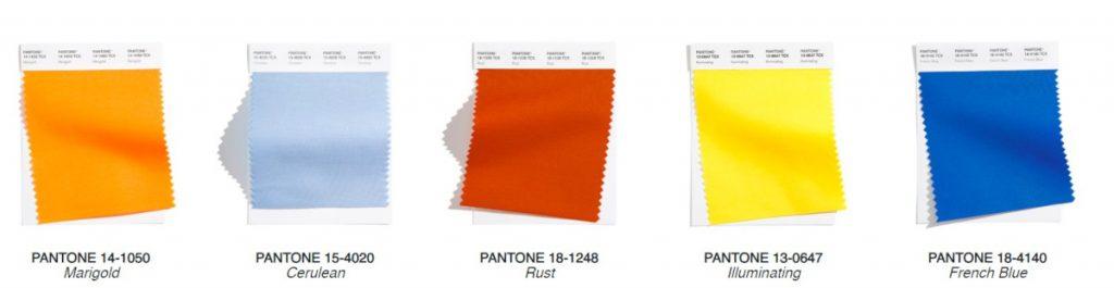 colori pantone estate 2021