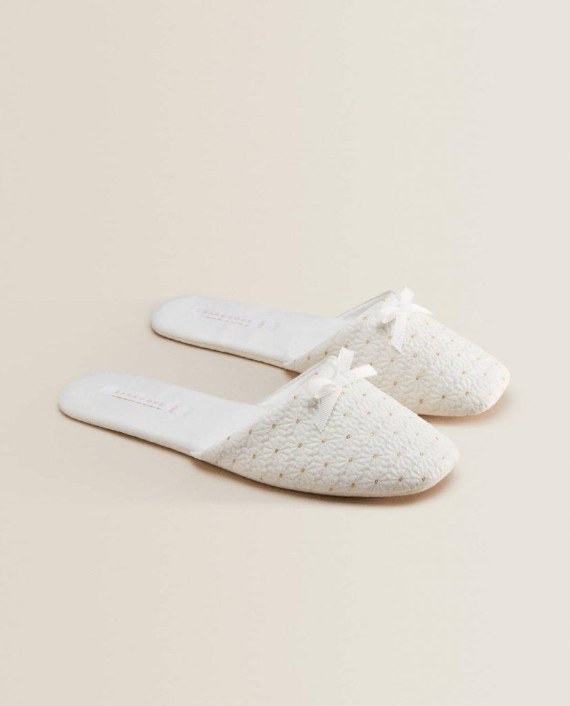 pantofole zara