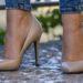 Come abbinare le scarpe nude - Scarpe color carne, istruzioni per l'uso